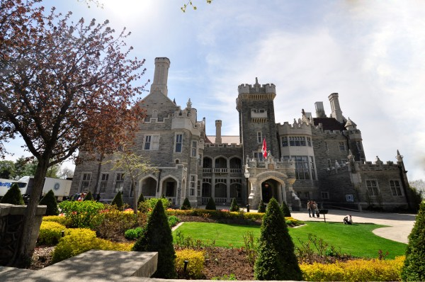 Casa Loma Castle In City Part 3 Of 4 Iffocus