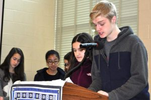 Gathering @ Charles E Smith Jewish Day School