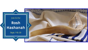 Rosh Hashanah Evening Service @ Unitarian Universalist Church of Silver Spring