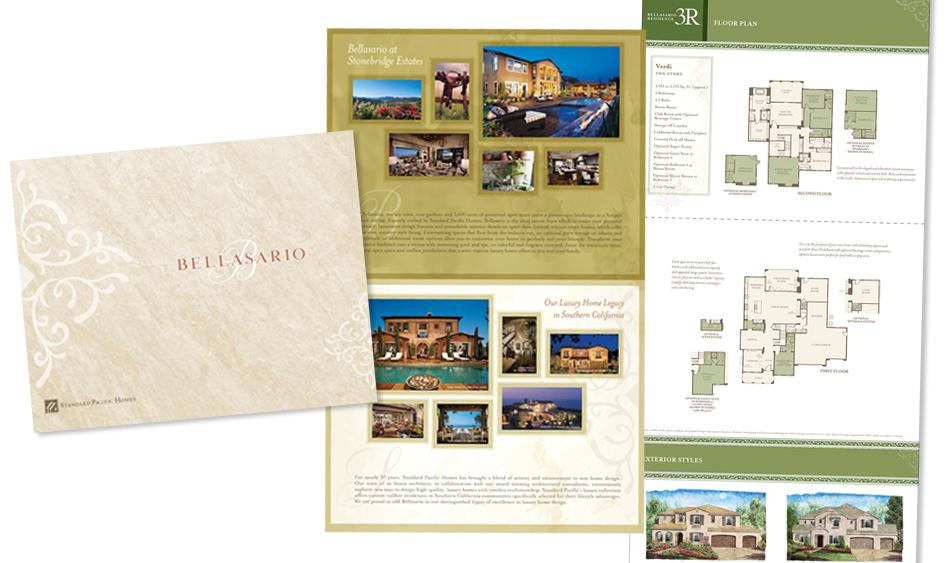 San Diego Brochure Designer
