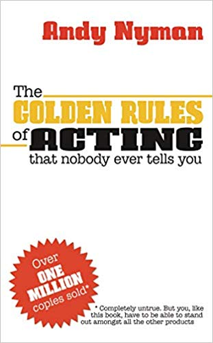 Andy Nyman - Acting book
