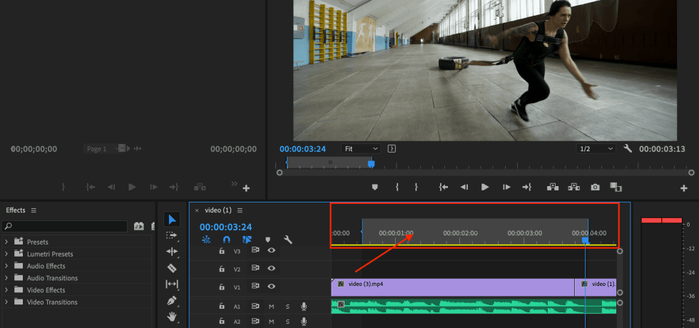 Exporting from Adobe Premiere Pro for YouTube