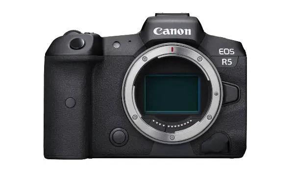 Canon EOS R5 Mirrorless