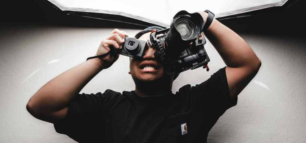Filming Yourself: The top tips for filming yourself
