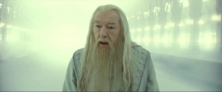 High key lighting in Harry Potter