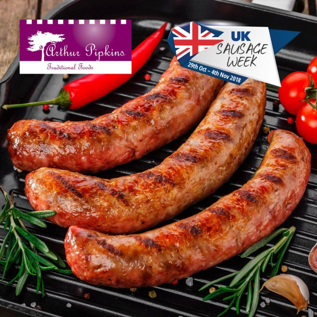 Arthur Pipkins UK Sausage Week