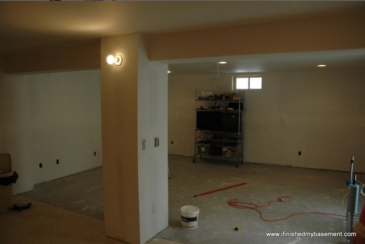 Installing Drywall For Your Finished Basement  Contractor