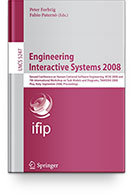 Engineering Interactive Systems (2nd IFP WG 13.2 International Conference) Book
