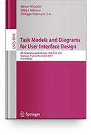 Task Models and Diagrams for User Interface Design (6th International Workshop, TAMODIA 2007) Book