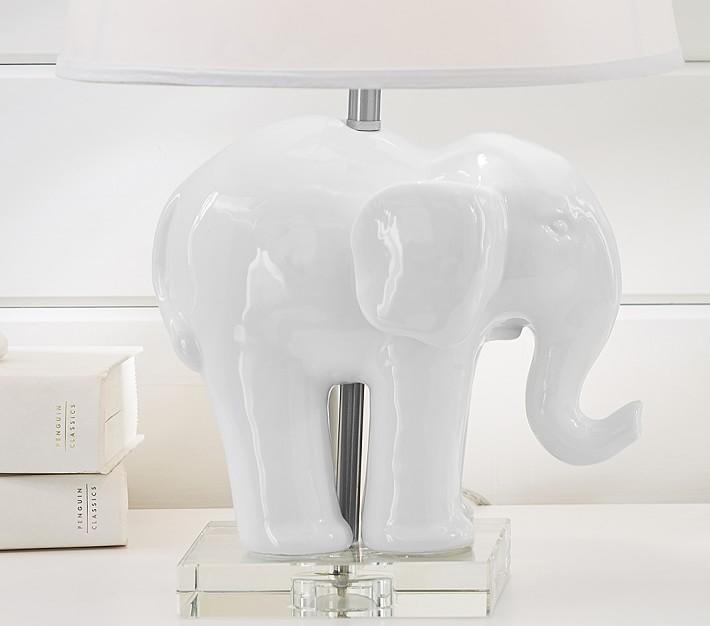 Elephant Neutral Nursery Inspiration  If I Ran The Party