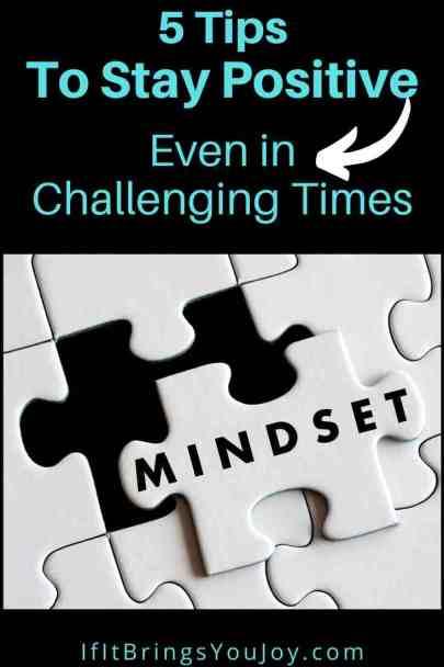Mindset puzzle piece