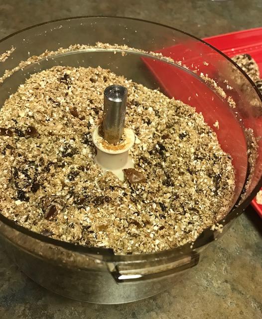 Cookie ball mix