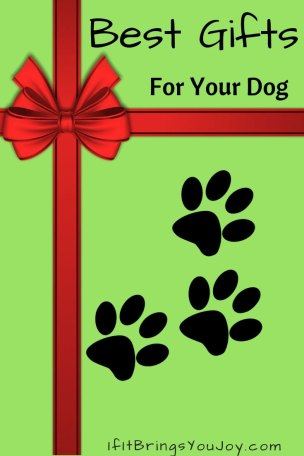 Best gifts for your dog