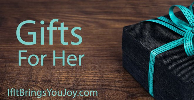 75+ Gift Ideas for Women Who Have Everything