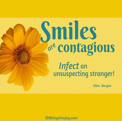 Quote about smiles