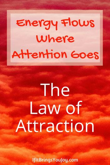 Change your mindset and set yourself up to get what you desire. Learn basic concepts of the Law of Attraction to see how you can manifest your dreams. #LawOfAttraction #Mindset