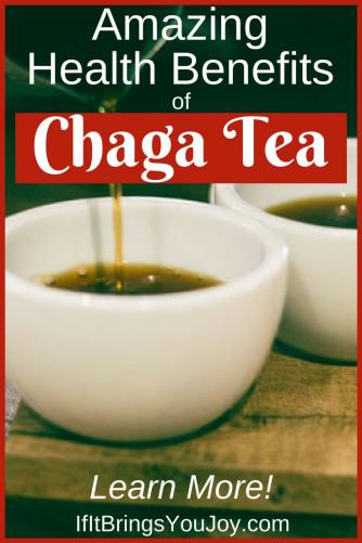 Chaga tea is the healthiest herbal tea and is packed with powerful nutrients.