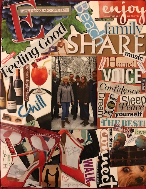 Use The Power of Visualization to Achieve Your Dreams Magnificent Vision Board Kit Ultimate Create a Vision for Your Dream Life