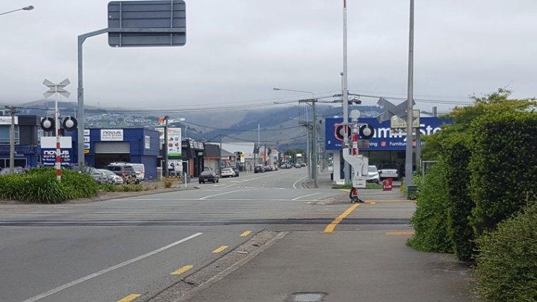 City of Christchurch, New Zealand