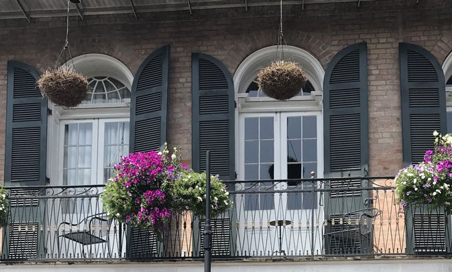 Eye Candy Architecture in New Orleans