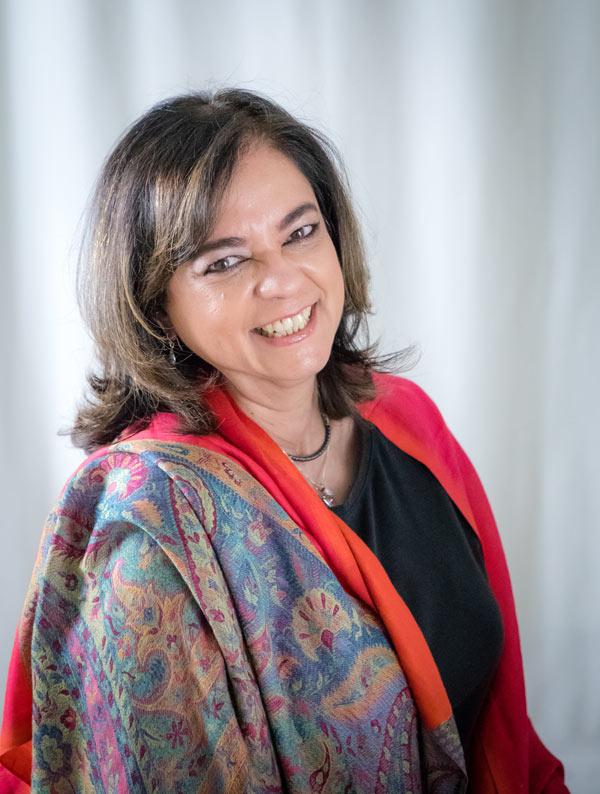 Author, Anita Moorjani