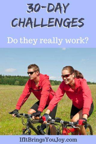 30-day challenges: do they really work?