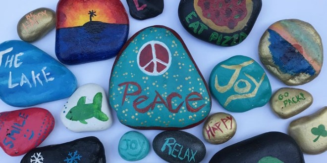 Kindness Rocks: Spread Kindness in Your Community