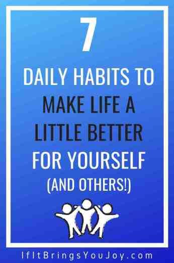 Make life better