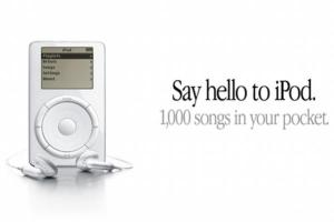 unethical marketing-example of good marketing-original apple ipod ad-www.ifiweremarketing.com