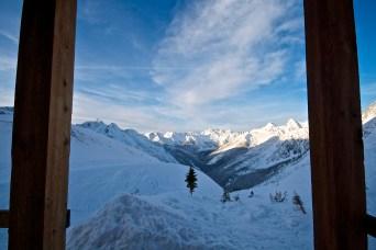 Asulkan Hut, Rogers Pass