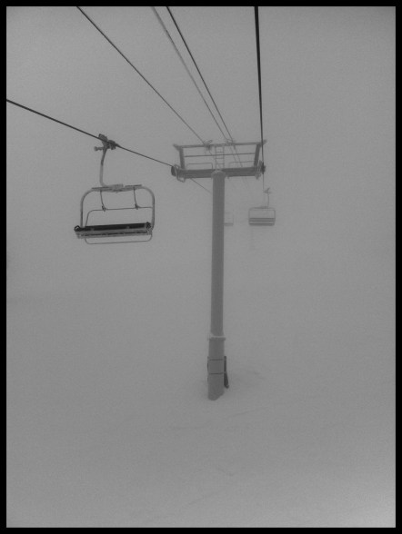 visibility is overrated at Revelstoke Mountain Resort