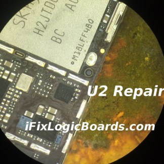 iPhone 6 u2 repair