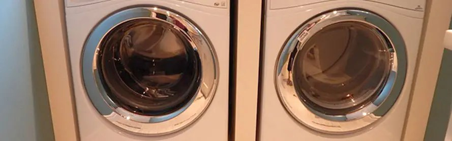 Image of a washer and dryer repair combo in Ogden, Utah