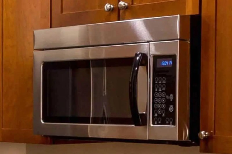 Above Range Microwave