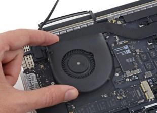 sửa quạt cpu cho macbook tại vinh