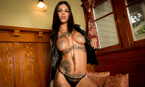 Bonnie Rotten Tattooos Hottest Female Porn Stars With Tattoos
