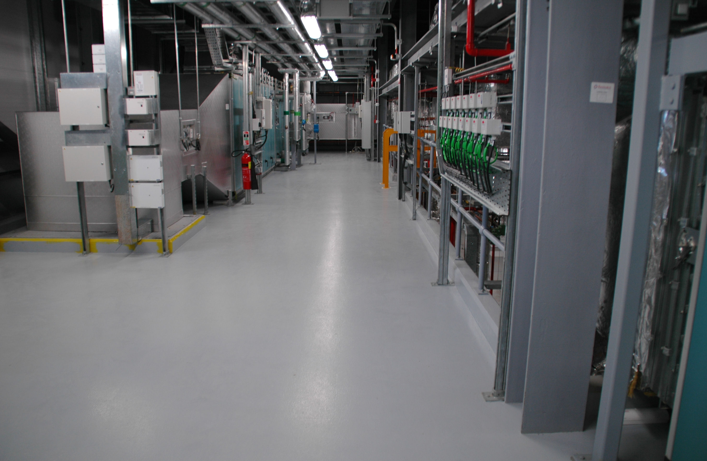 High Build Epoxy Roller Coat System  International