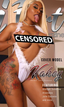 kakey iflirt magazine issue 1