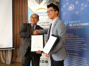 Islamic finance advisory firm partners with regional blockchain enterprise to build blockchain community