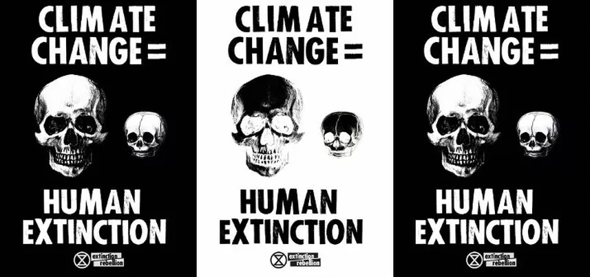 Extinction Rebellion Blog - If Not Now