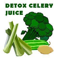 detox celery juice