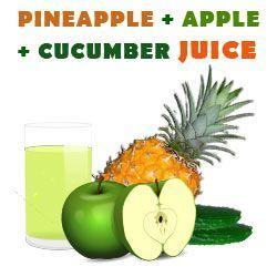 pineapple juice recipe