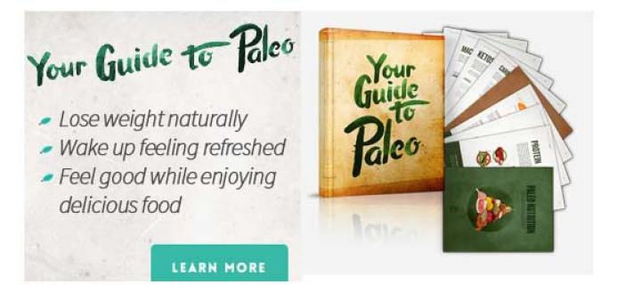 your guide to paleo ebook review