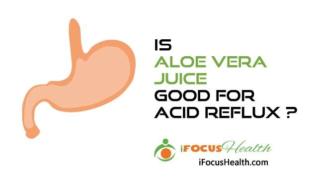 aloe vera juice for acid reflux