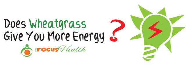 wheatgrass for energy