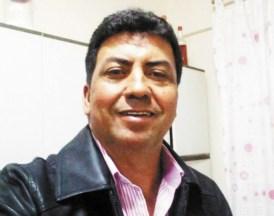 O consultor de vendas pacaembuense Mario Oliveira também comemora aniversário e recebe o carinho de familiares e amigos
