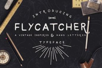 flycatcher-font-cover-f