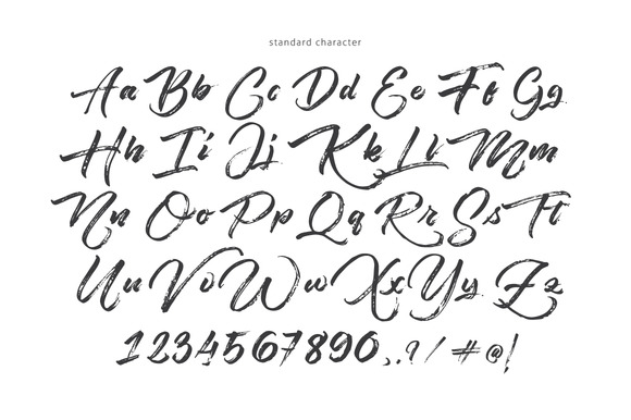 Angelow Typeface