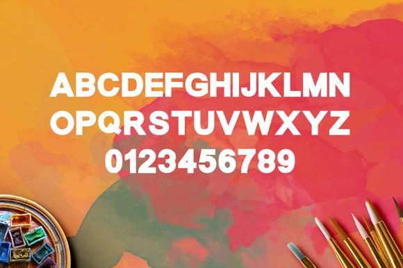 Carefaq Typeface