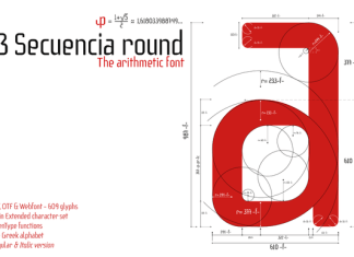 f3 Secuencia Round font